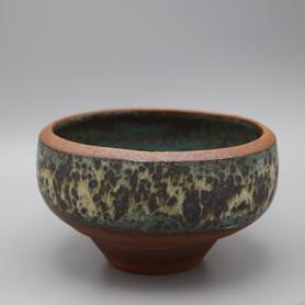 Bowl,  alkaline wash