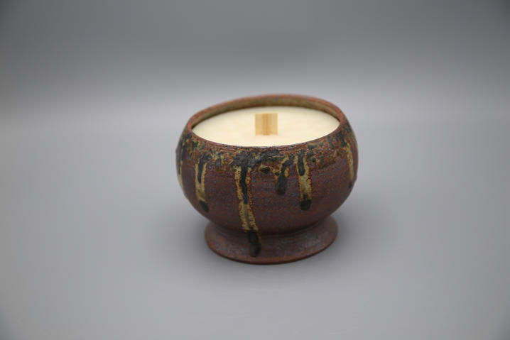 White Oak Alkaline Candle