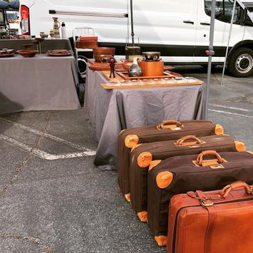 Ascoli Leather Luggage