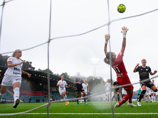 United kunde inte skaka skickligt Göteborg