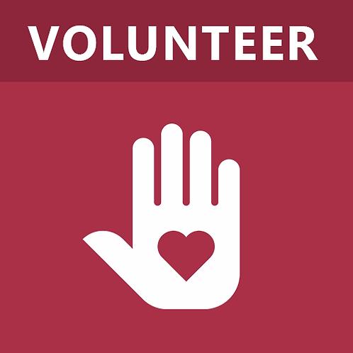Volunteer - Lunch Payment