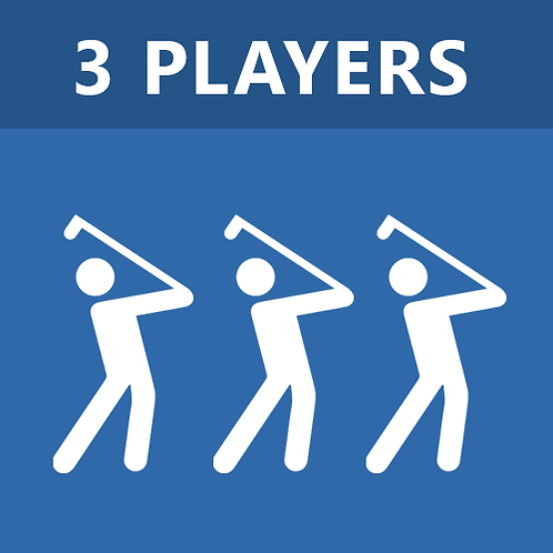 3 Player Registration Payment