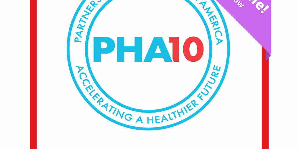 PHA 10th Anniversary Summit