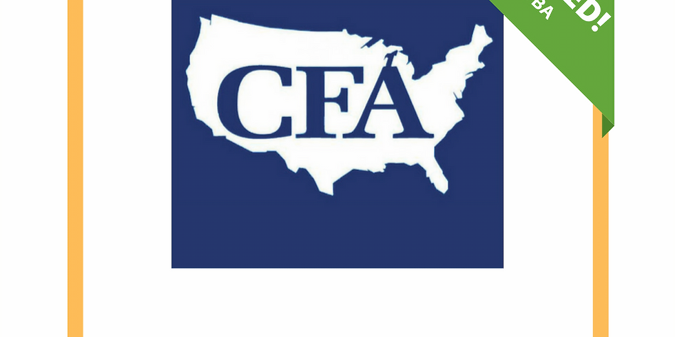 CFA's National Food Policy Conference