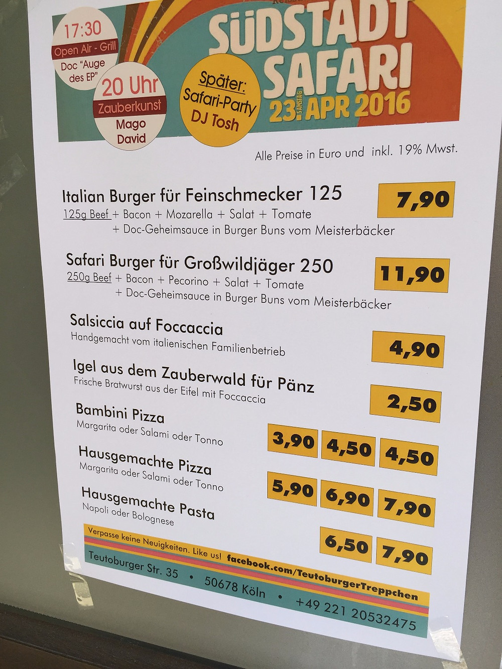 Teutoburger Treppchen