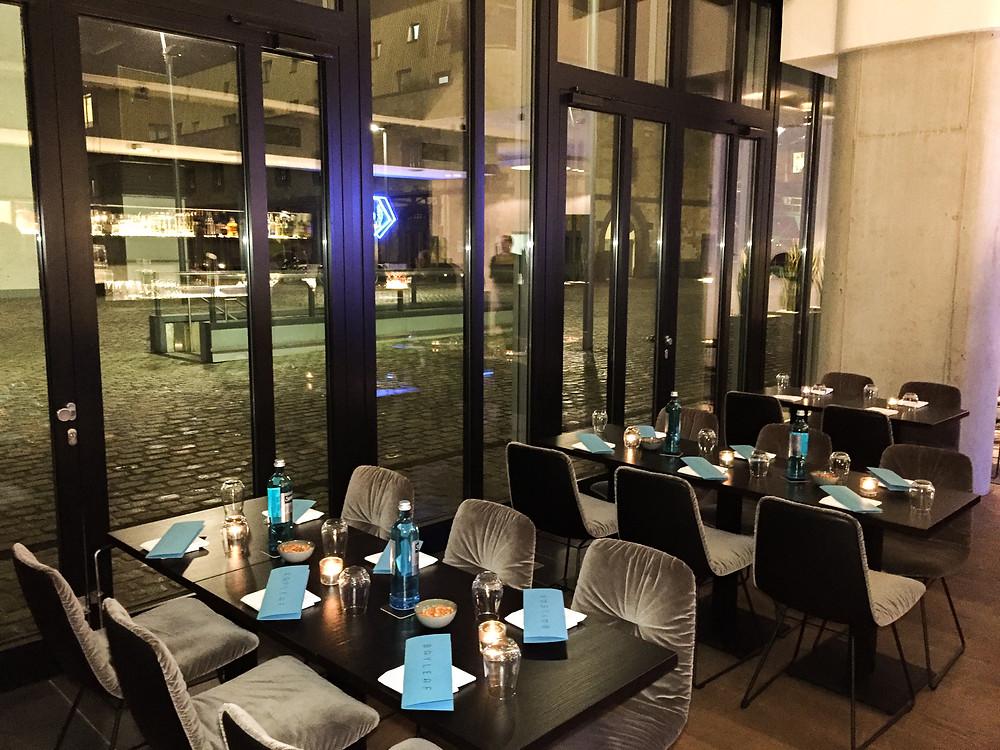 Bayleaf Restaurant innen