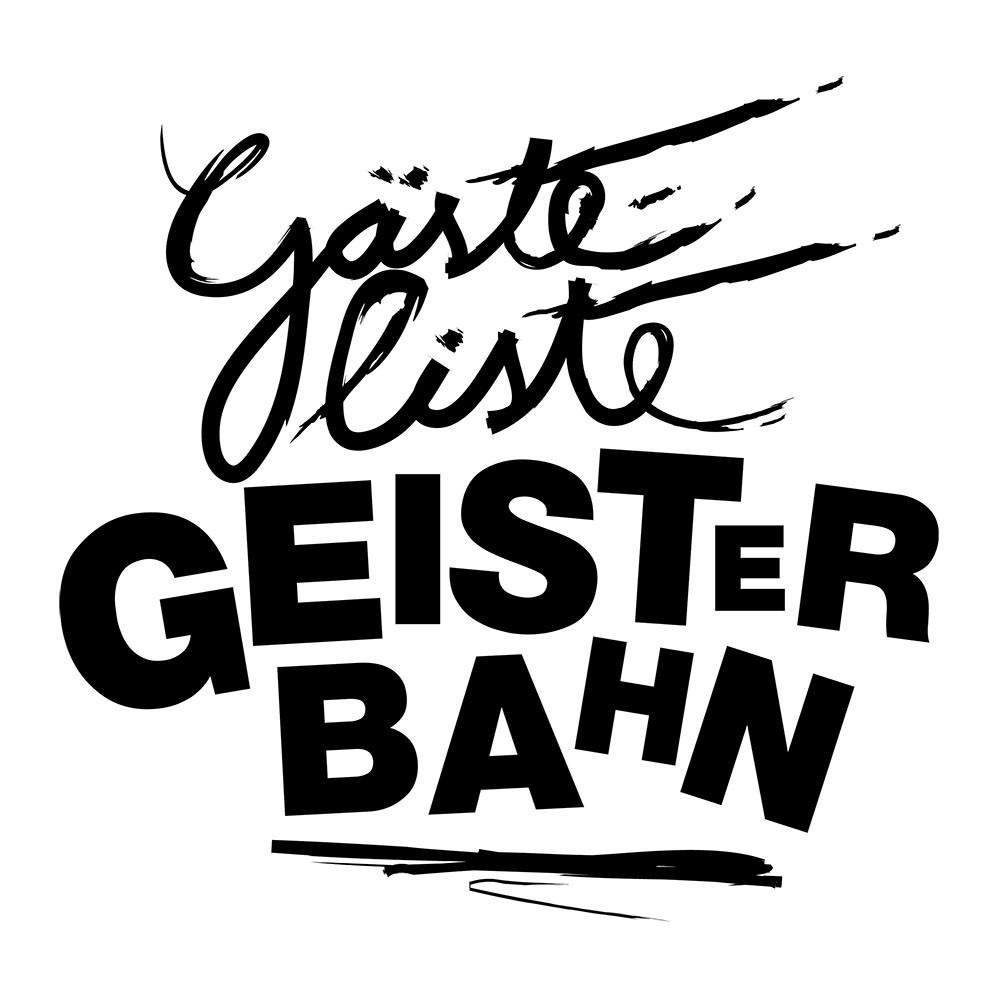 Gästeliste Geisterbahn Podcast Logo