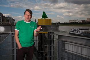 Überm Rhein übern Reim mit Lasse Samström