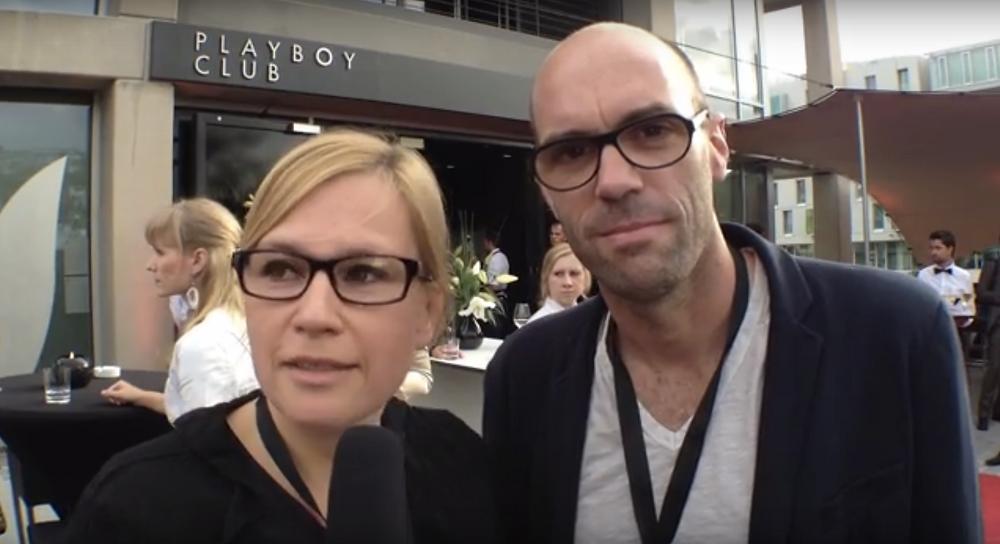 Jasmin Klein und Sascha Schiffbauer im Playboy Club