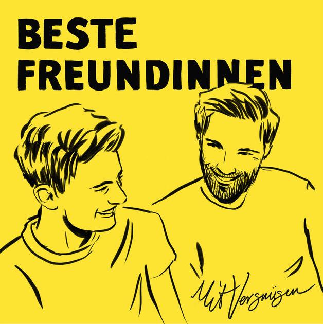Beste Freundinnen Podcast