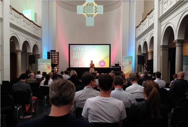 Anja Backhaus, Interactive Festival 2014