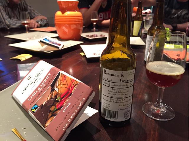 Schokolade & Bier