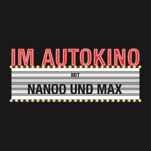 Im Autokino Podcast Logo
