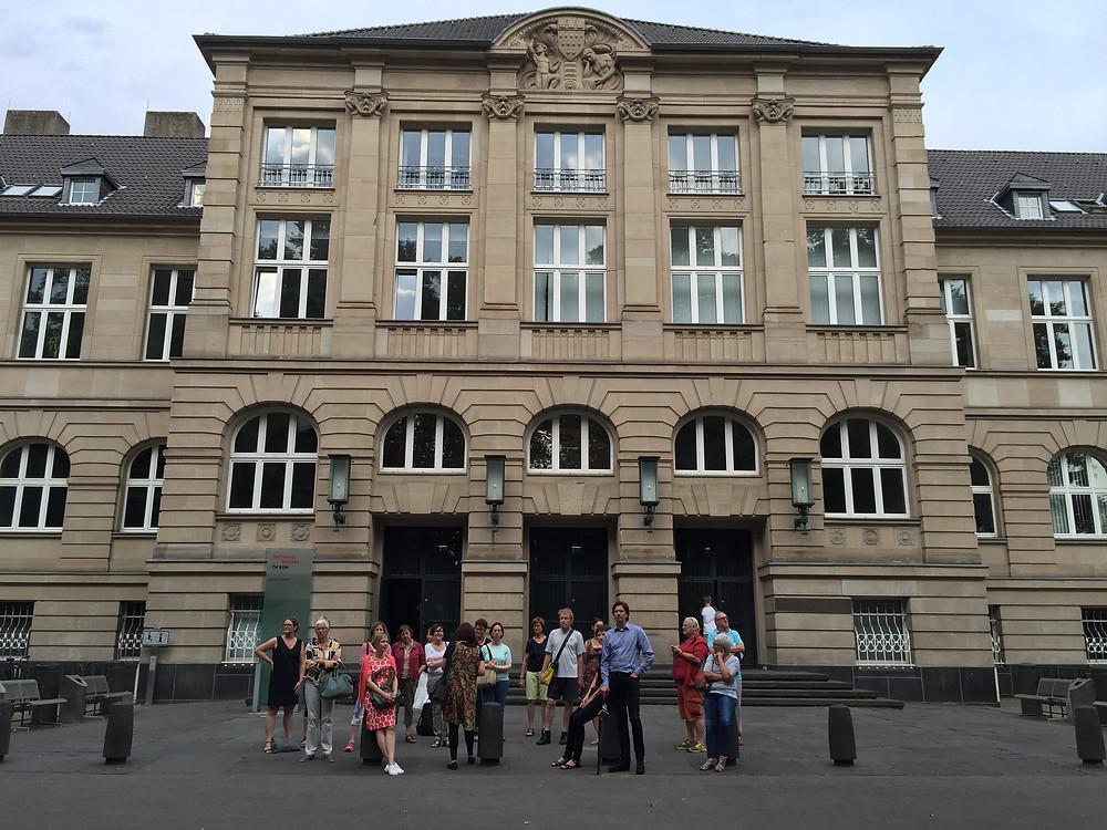 TH Claudiusstraße