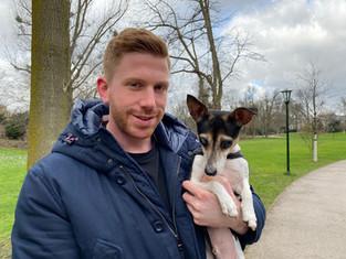 Prince Lars und der blinde Hund