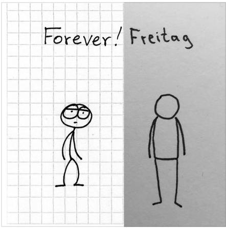 Forever! Freitag