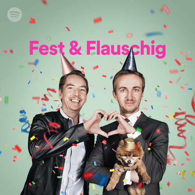 Fest & Flauschig Logo