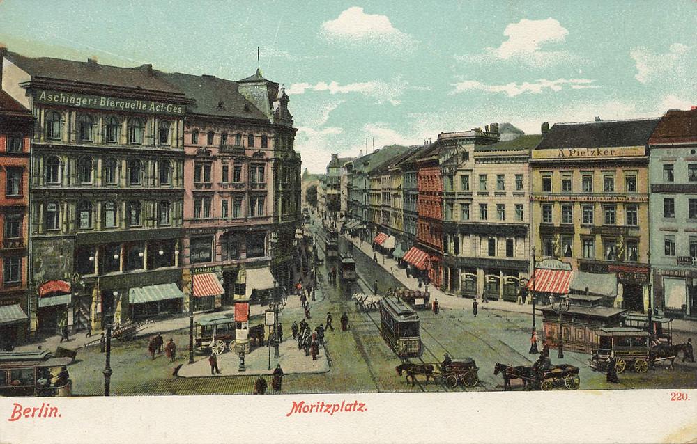 Moritzplatz Berlin
