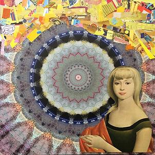 Mandala (despite the noise)