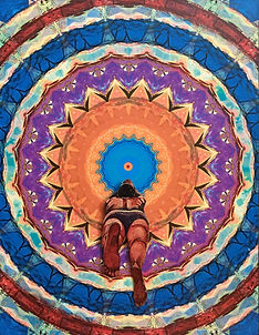 Mandala (into the the light above everything)