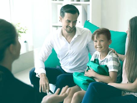 A influência positiva da família na vida escolar das crianças