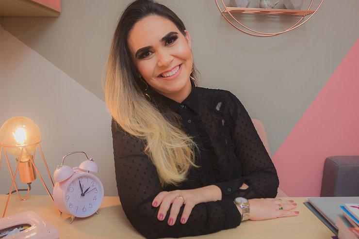 Yuska Garcia - Pisicóloga em Fortaleza - Ceará