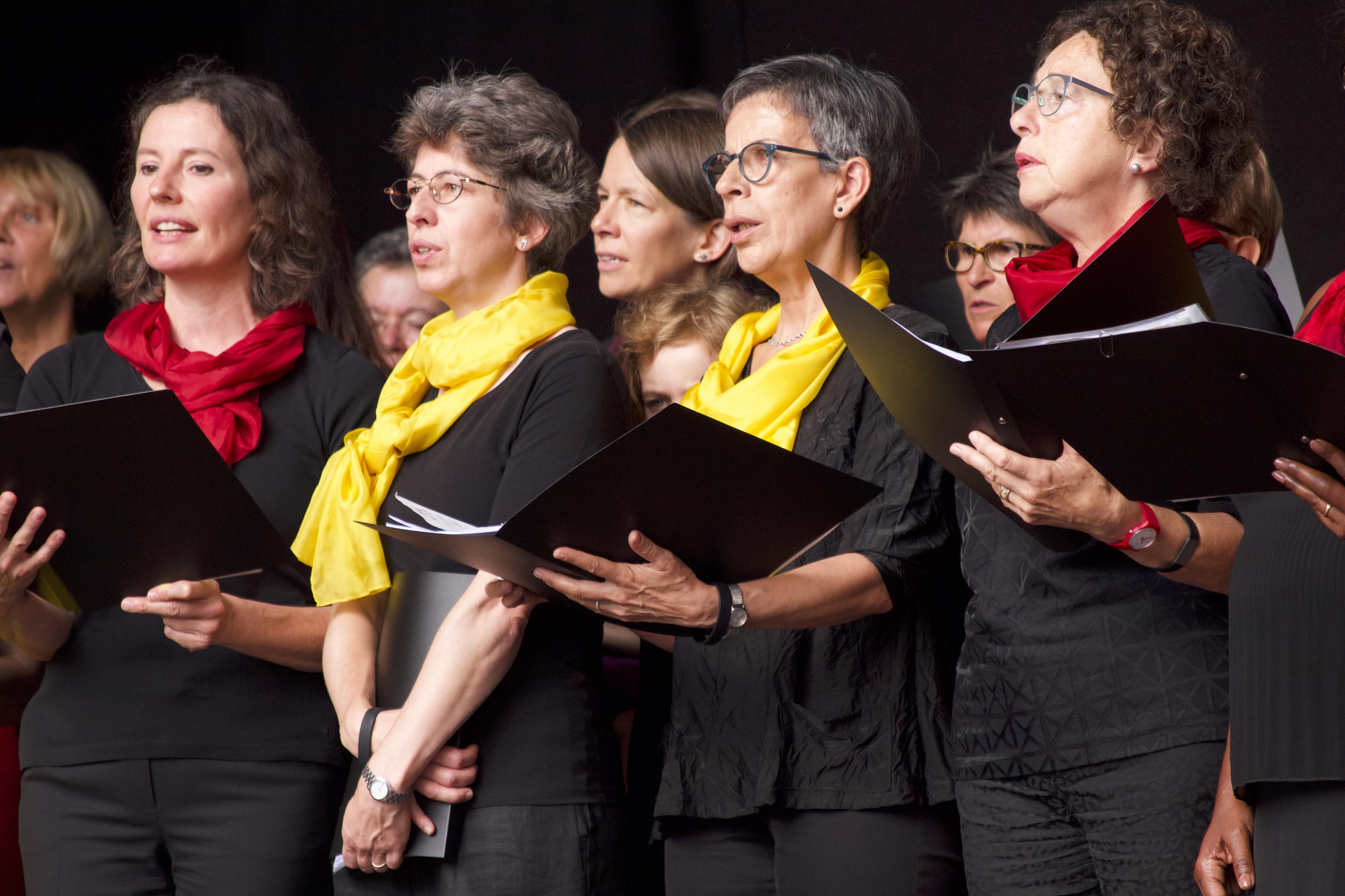 WeltCHOR Baden Sängerinnen 5