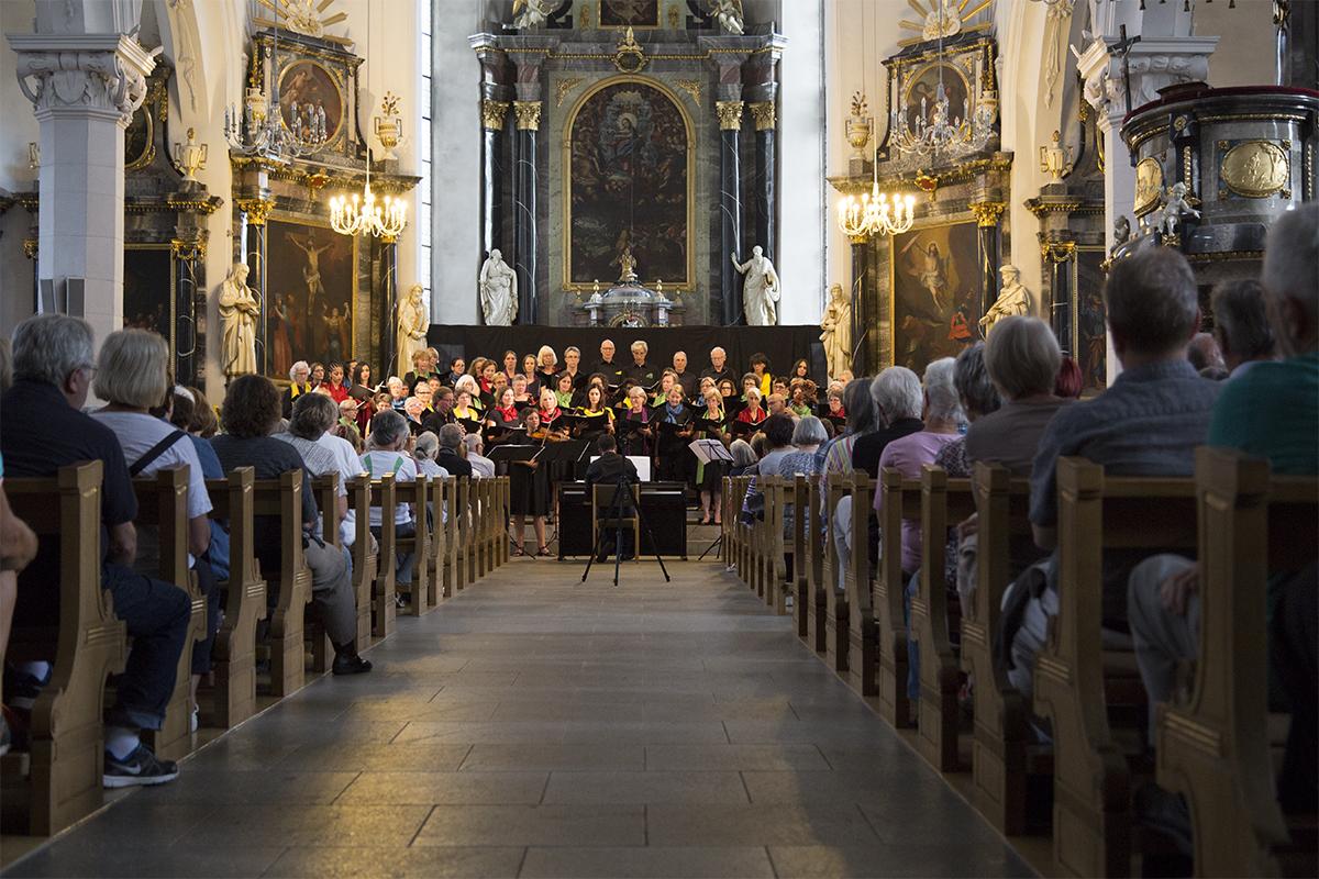 WeltCHOR Baden_Stadtkirche