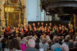 WeltCHOR Baden in der Stadtkirche