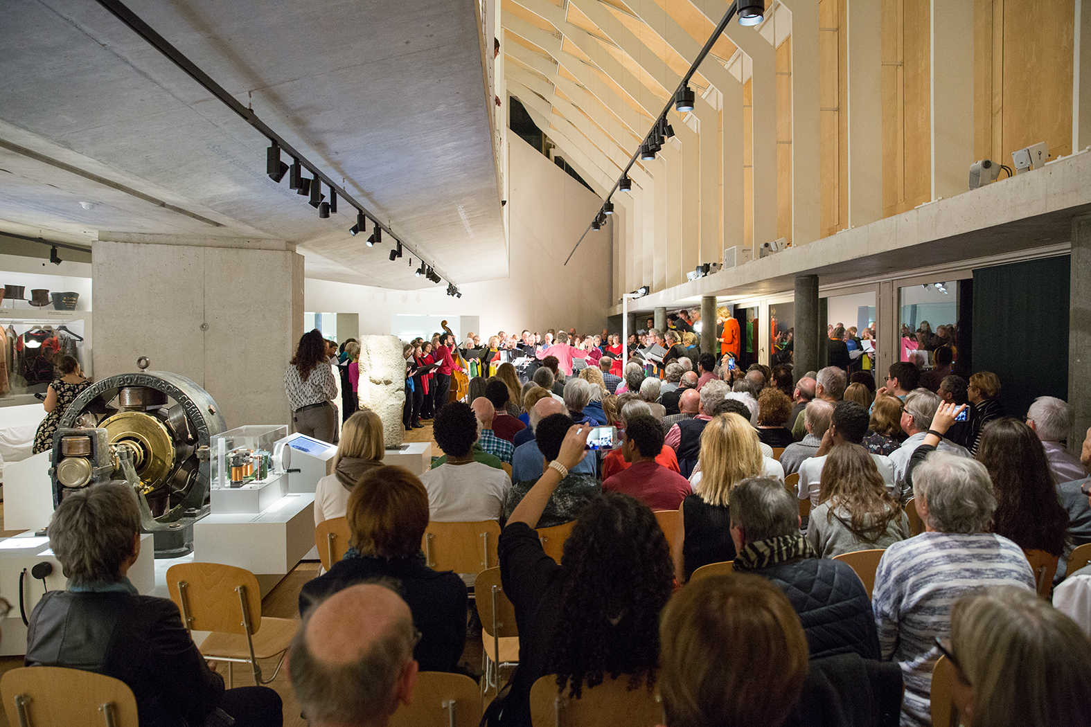 WeltCHOR Baden - Publikum