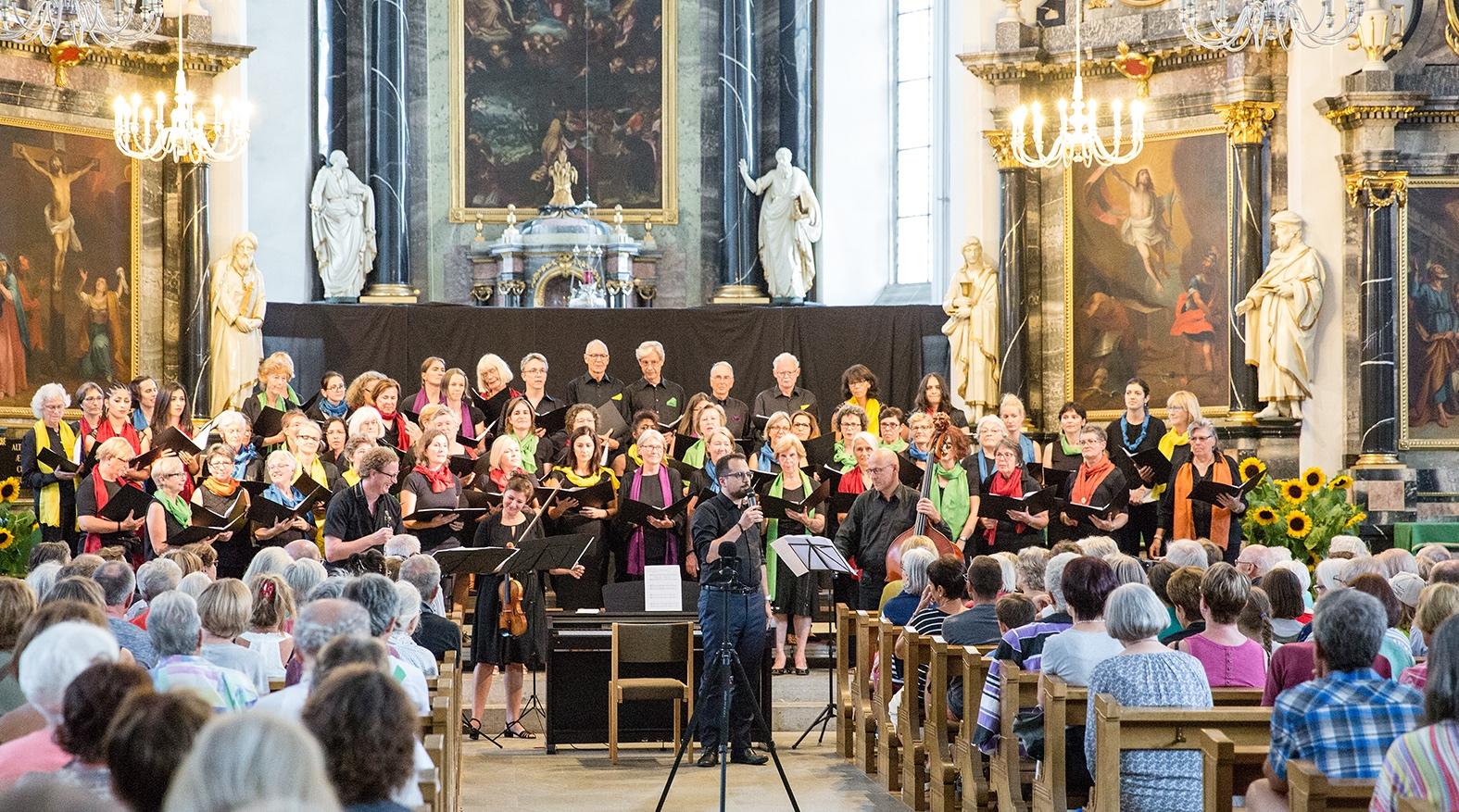 WeltCHOR Baden_Stadtkirche 3