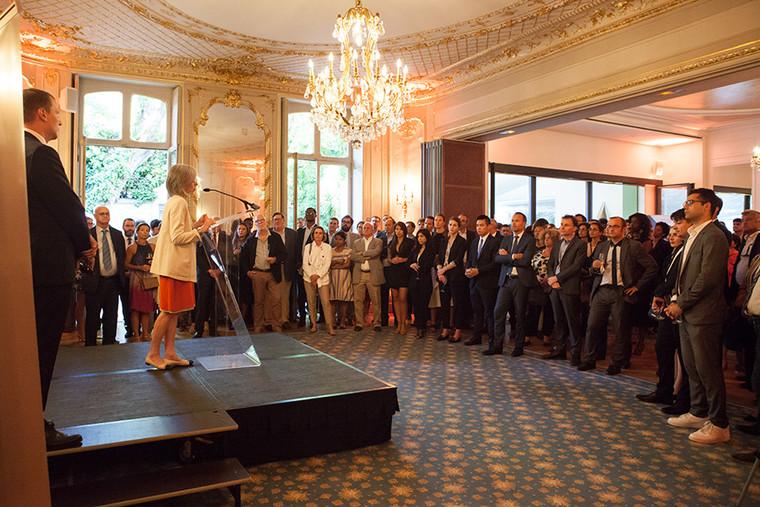 Fondation Optimind - Cérémonie du Prix des Sciences du Risque 2019