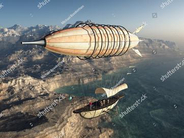 stock-photo-fantasy-airship-over-a-coast