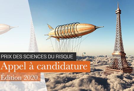 Prix des Sciences du Risque 2020