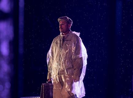 """""""Elke goede oorlogsfilm heeft een spectaculaire scene in de regen"""""""