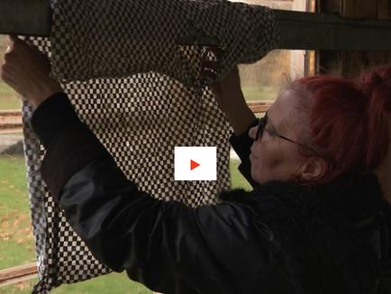 RTV Drenthe interviewde deelnemers Nest van de kaketoe