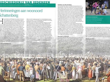 Geschiedenis Magazine: achtergrondartikel