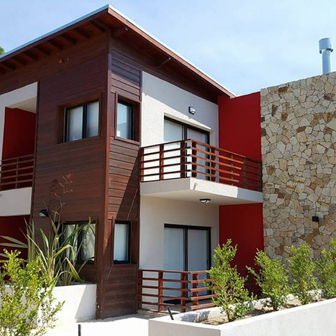Cabañas Arenas Blandas Villa Gesell