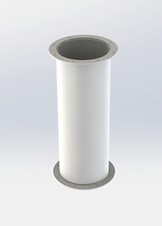 Polypropylene Air Duct