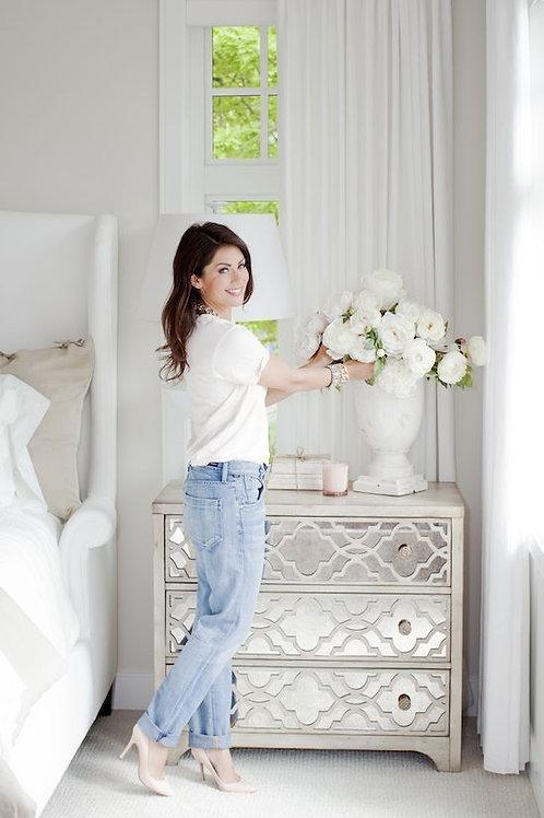 Yatak Odası - CCY  Şifonyer Floral