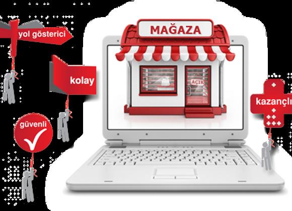 Ücretsiz Eğtim ve e-Ticaret Sitesi