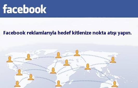facebook reklam vermek