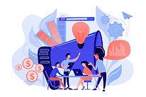 digital-marketing-team-with-laptops-ligh
