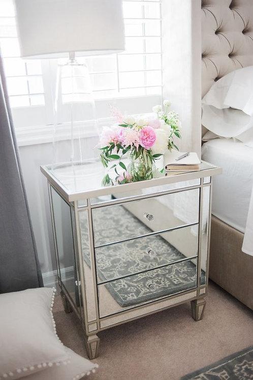 Yatak Odası - CCY  Komodin Aynalı