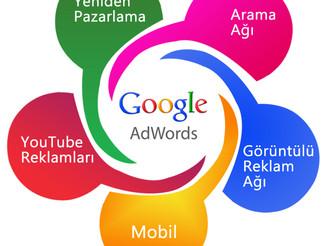 Google Adwords Mesaj Özelliği Aktif