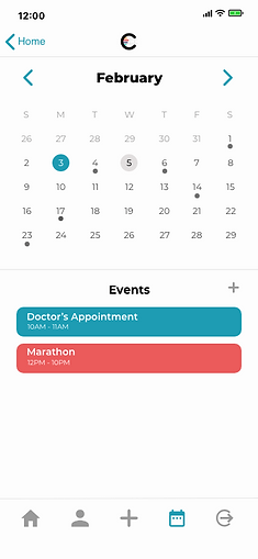 Calendar Phase 2 - Select Different Date