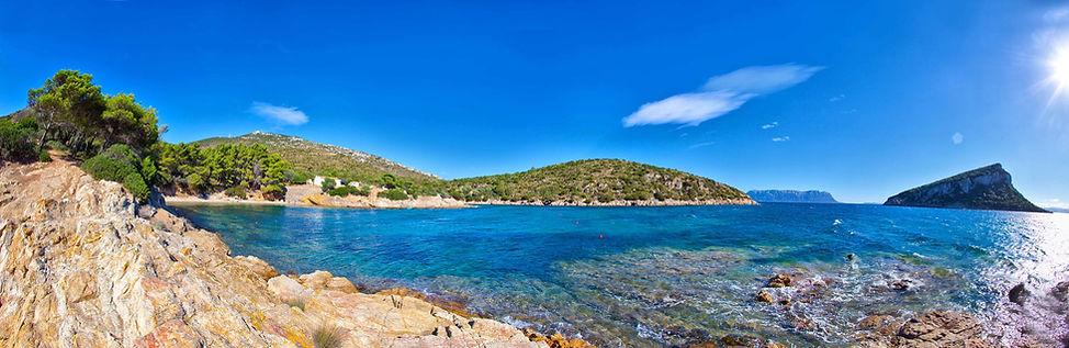 Panoramica Cala Moresca
