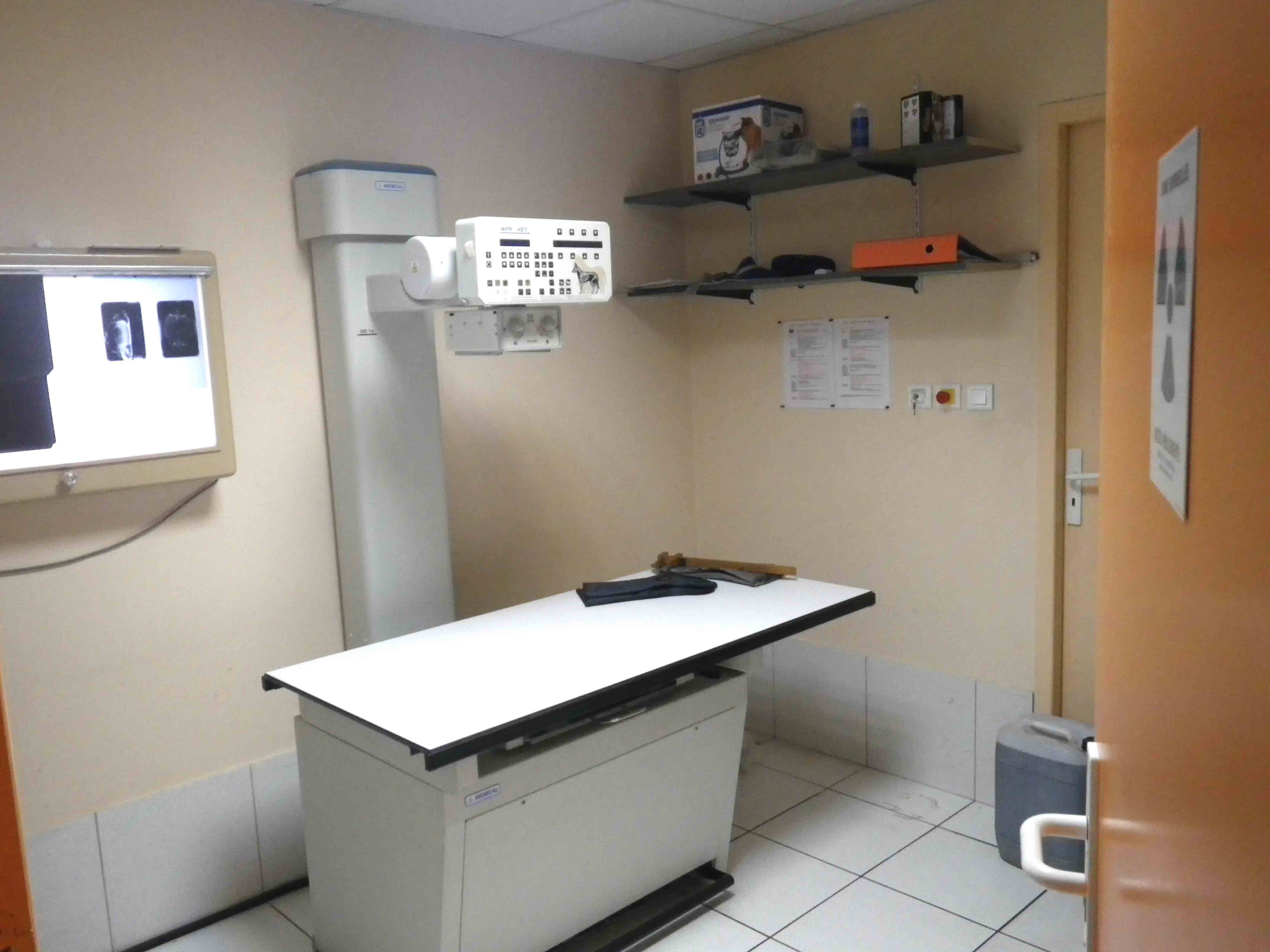 Salle de Radiographie