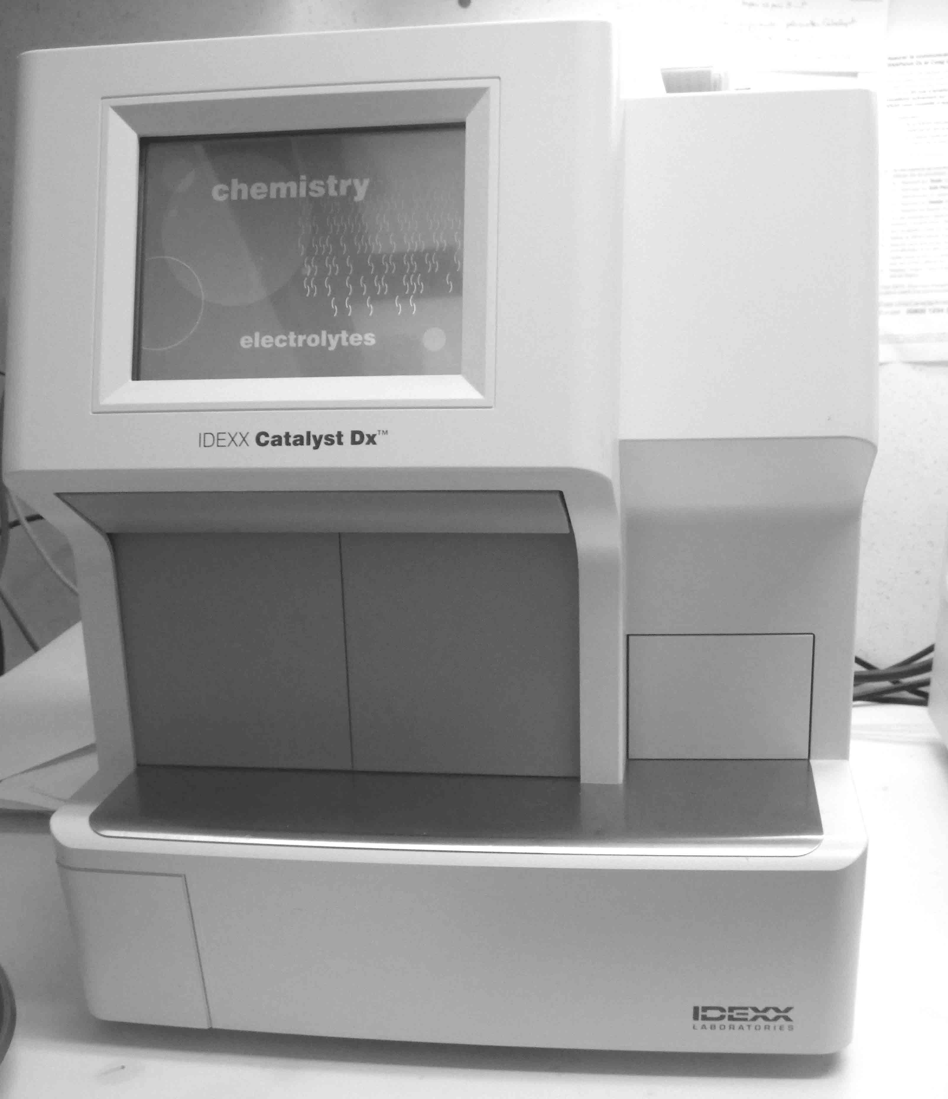 Analyseur de biochimie