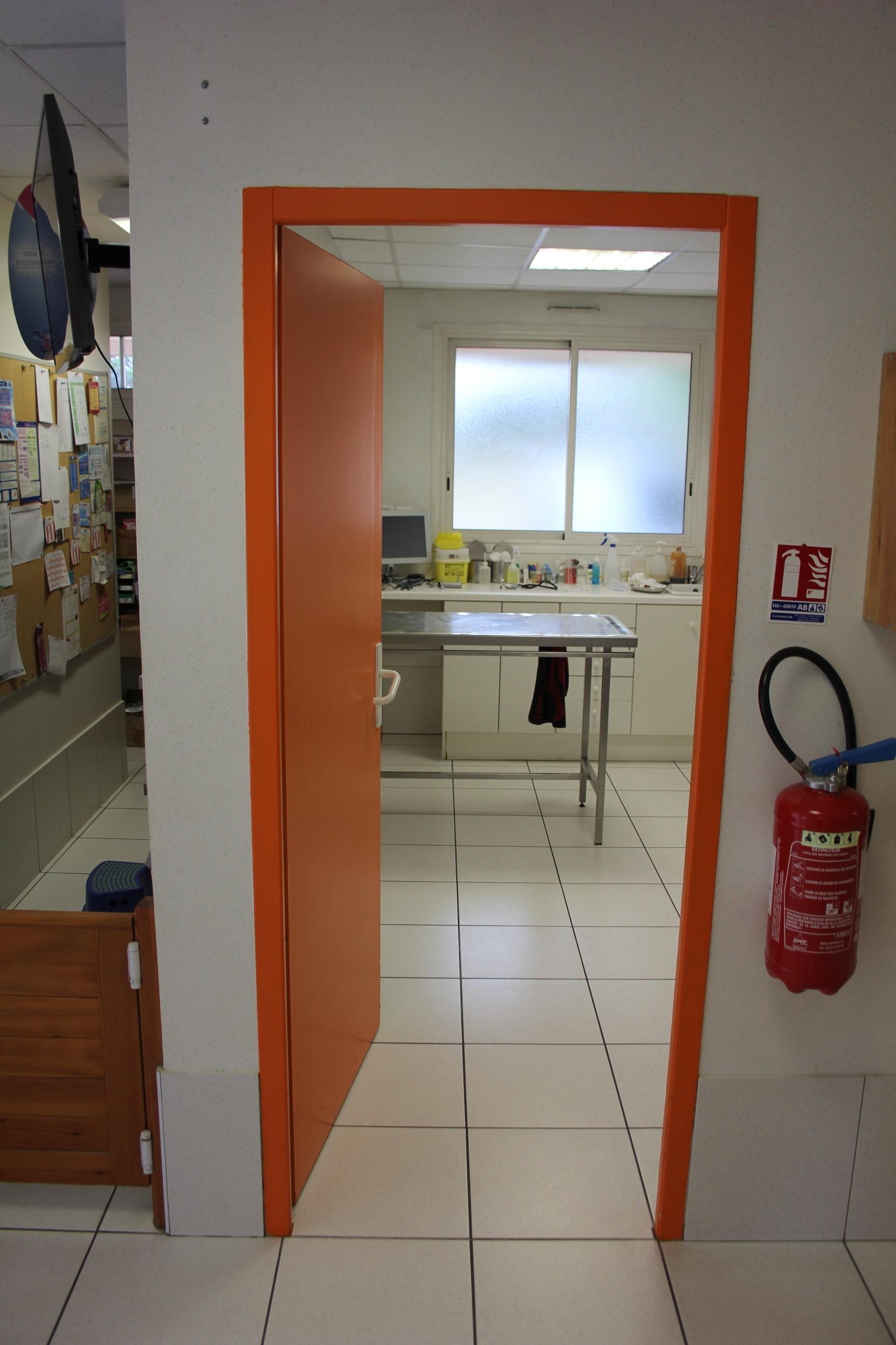 Salle de consultation N°1